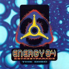 Energy 94 - CD - Aurora Borealis, Paragliders, Jens, Gangsta.. ...