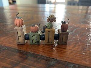 Small Fall Sign By SuzI