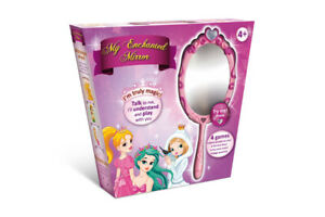 My Enchanted Mirror Game Ages 4+ Toy Story Princess Girls Pretend Play Gift New
