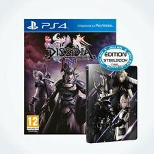 DISSIDIA FINAL FANTASY NT - Steelbook Edition sur PS4 / Neuf / Sous Blister / VF