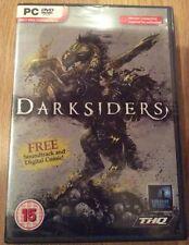 Darksiders (PC: Windows, 2010) Nuevo Y Sellado De Fábrica