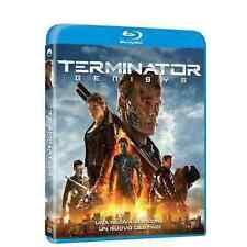 Blu Ray  TERMINATOR GENISYS - (2015) *** Arnold Schwarzenegger *** ....NUOVO