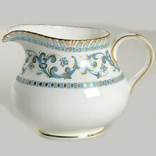 """IMPERIA Royal Crown Derby CREAMER 3.5"""" tall NEW NEVER USED Bone China England"""