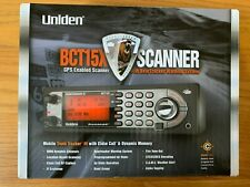Uniden Bct15X Scanner - Trunk Tracker Iii