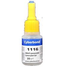 T2M 20g cyberbond Pegamento instántaneo para Edwards MODELOS cy1116