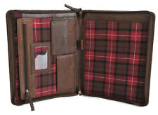 Rowallan Professional Leather Portfolio, A4 Document Holder, Business Case