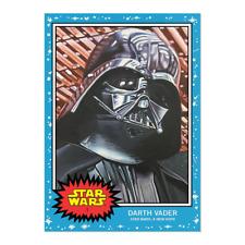 Topps Star Wars Living Set 10Card Bundle #1-10 BOSSK Lars Darth Vader r2-d2 VAL