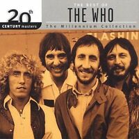 The Best Of The Who: 20th Century Masters - The Millennium Collection (Audio CD)