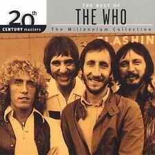 The Best Of The Who: 20th Century Masters - The Millennium Collection C4 HTF
