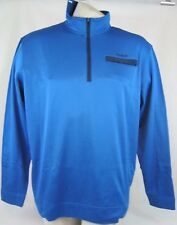 Nwt Men'S Reebok 1/4 Zip Pull Over Long Sleeve Size Xl