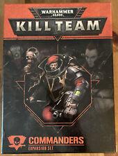 Kill Team Commanders Expansion Set Warhammer 40K