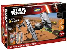 Star Wars Aereo da Caccia First Ordine Forze speciali Cravatta Fighter Revell