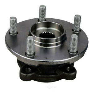 Wheel Bearing and Hub Assembly-FWD Front CRS Automotive Parts NT513257