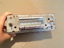 1965 1966 Pontiac Delco AM Radio used original condition Part # 3393995