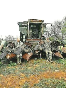 2022 TEXAS Spring RIO Turkey - Hunt Detail Package ONLY -
