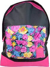 Gola Walker Liberty Sr Print Women's Black Flower Print Backpack Rucksack New