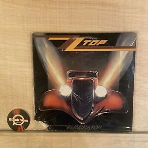 ZZ Top - Eliminator Vinyl (VG-) Rock #1
