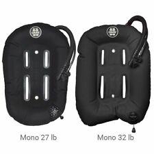 New listing Brand New OMS 32lb lift Bladder/mono Wing Black