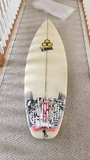 "5""6  Channel Islands Dumpster Diver  Surfboard"
