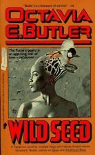 Wild Seed (Patternist) by Butler, Octavia E., Sci-Fi, African American, Very Goo