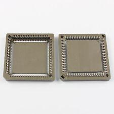 5Pcs PLCC84 PLCC 84 Pin SMT SMD Surface Mount IC Socket Adapter PLCC Converter