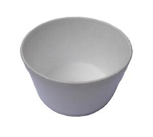 Suppenbecher, Styropor Thermobecher ohne/mit  PP Deckel 460 ml
