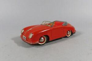 H 84470 Wunderschöner Distler Porsche im unrestaurierten Originalzustand