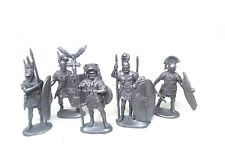 ROMAN LEGIONARIES set#2 54-60mm (NT, hard plastic) 5pcs