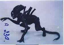 """6""""Alien Warrior Crouch Game Version Sci-Fi Thriller Movies Vinyl Model Kit 1/6"""