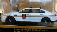 PA State Police 110th Anniversary Edition-Ford Sedan Police Interceptor