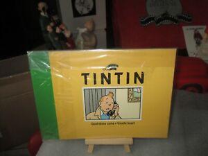 Hergé&Tintin-Carte téléphonique No 4,en étui-Oreille cassée-Limité&Numéroté-1996