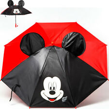 Umbrella for Kids with Alarm Whistle Mickey Mouse Disney Russian Toy