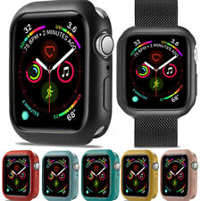 For iWatch For Apple Watch 5 4 3 2 Case Cover Shockproof Bumper Shell Protector