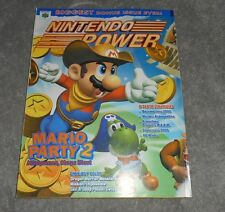Nintendo Power MAG . #128 January 2000 Mario Party Fold-Out Cover