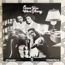 Since You Went Away - LaserDisc