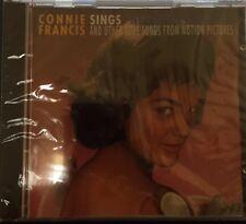 Connie Francis Never On Sunday CD