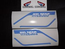 twinshock Suzuki Octubre Suzuki Tanque /& Panel Lateral decals-trials