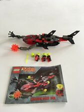 LEGO Alpha Team Set# 4793 Mission Deep Sea with Instructions