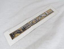 11-17 BUICK REGAL EMBLEM BACK TRUNK NEW OEM CHROME BADGE sign symbol logo letter