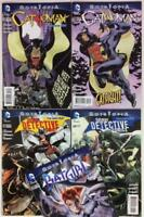 Batman Gothopia x 5 issues (DC 2014) High grade.