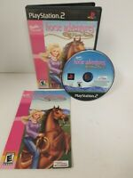 Barbie Horse Adventures: Wild Horse Rescue (Sony PlayStation 2, 2003)
