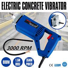 Hand Held Electric Concrete Vibrator + Poker 1.5m - 800W