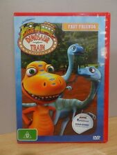 Dinosaur Train: Fast Friends ..Jim Hensen's... DVD...FREE POST AU