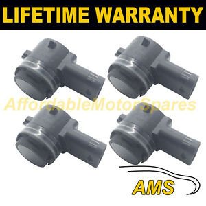 FOR FORD SMAX KUGA FIESTA MONDEO FOCUS 2014 On 4X PDC PARKING SENSOR 4PS6706