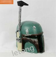 Hot Star Wars Boba Fett Full Face Helmet Limited Edition Cosplay Mask Unisex