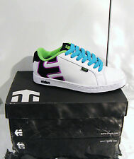 chaussure basket*ETNIES*SKATE FADER SMU blanc eu 41.5/US8.5/UK 7.5 NEUF  85€