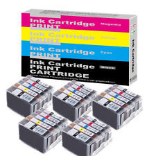 25 ink Cartridges for CANON MP600R MP610 MP800 MP500