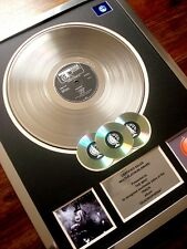 THE WHO QUADROPHENIA LP MULTI PLATINUM DISC RECORD AWARD ALBUM