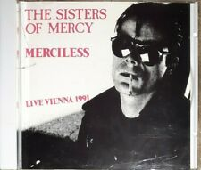 The Sisters of Mercy Live Vienna 1991, 3 mai CD rare