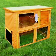 Rabbit Hutch Cover Waterproof Weatherproof Ideal For all Types of Hutches